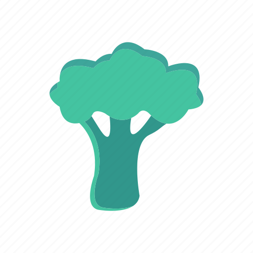 leaf, nature, spinach, vegetable icon