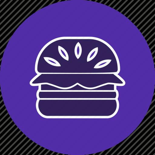 burger, fastfood, food, hamburger icon