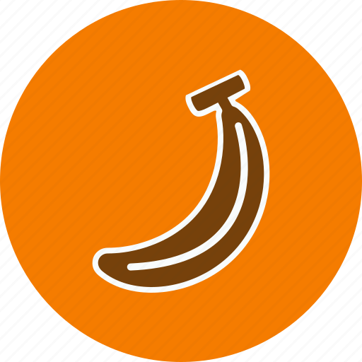 banana, diet, eat, food, fruit, healthy icon