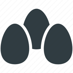 breakfast, eggs, food, poultry, protein food icon