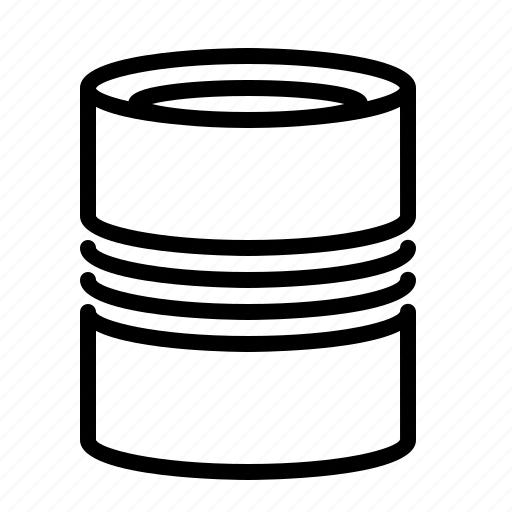 can, canned, food, ios, store, tin, tinned icon