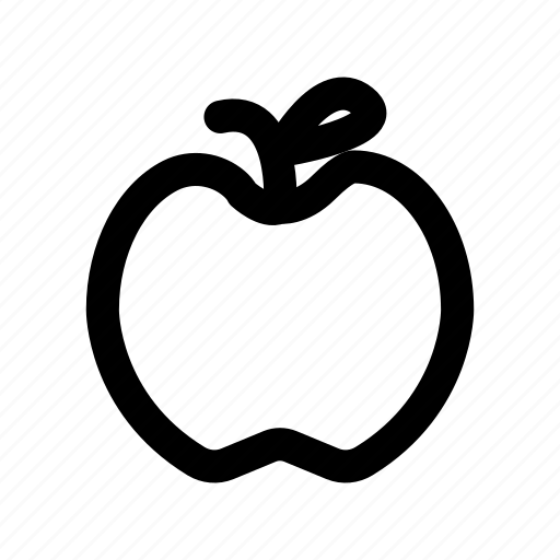 apple, food, fruit, nature, sweet icon