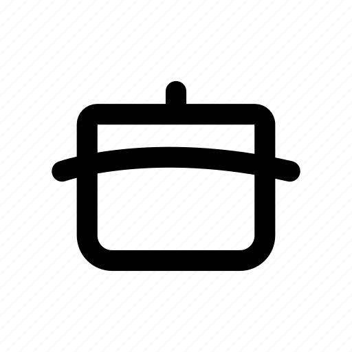 cooker, cooking, kitchen, pot, pressure icon
