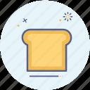 baking, bread, food icon, sandwich icon