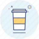 coffee, ccd, starbucks, paper icon, food, papercup icon