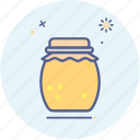 food, healthy, honey, jar, jar icon, sweet icon icon
