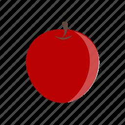 apple, fruits icon