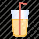ade, beverages, juice, orangeade icon