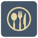food, meal icon