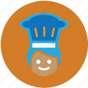chef, cook, food