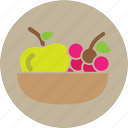 combo, fruits icon