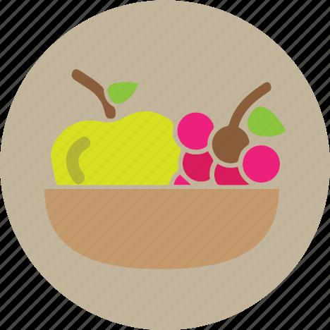 combo, fruits icon