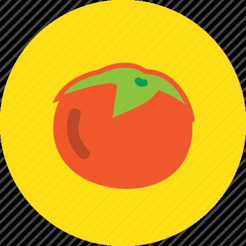 food, kitchen, red, tomato icon