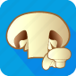 food, mushroom, mushrooms, pizza, restaurant, slice icon