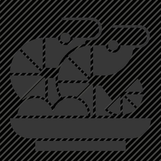 Cuisine, food, meal, menu, prawn, restaurant, seafood icon - Download on Iconfinder