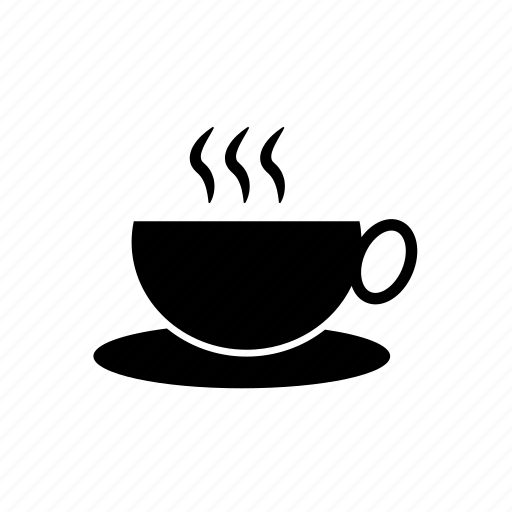 coffee, coffee cup, hot coffee, hot tea, tea, tea cup icon