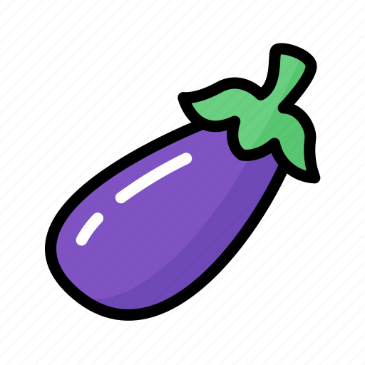 cooking, eat, eggplant, food, fruit, restaurant, vegetable icon