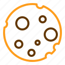 biscuit, chocolate, cookie icon