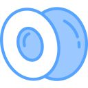 avocado, fruit, sumie icon icon