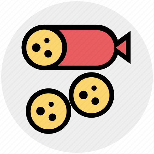 Burrito, eat, mexican food, rolled tortilla filled, spanish food, taco icon - Download on Iconfinder