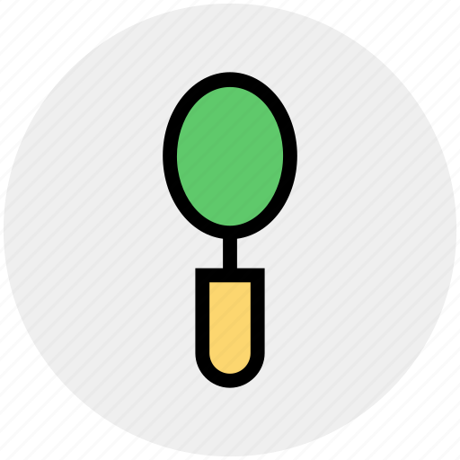 cooking, cutlery, flatware, kitchen, kitchen tools, spoon icon