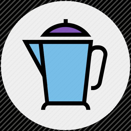 cup scale, jug, jug scale, juice jug, measuring, measuring jug, water jug icon