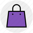 grocery, hand bag, purse, reusable bag, shopping, shopping bag, tote bag icon