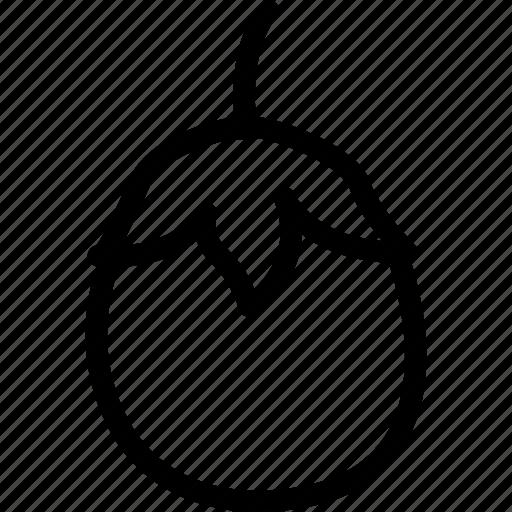 Outline Image Of Brinjal | www.pixshark.com - Images ...