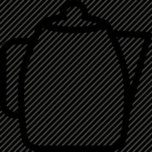 kettle, tea, tea kettle, teakettle icon