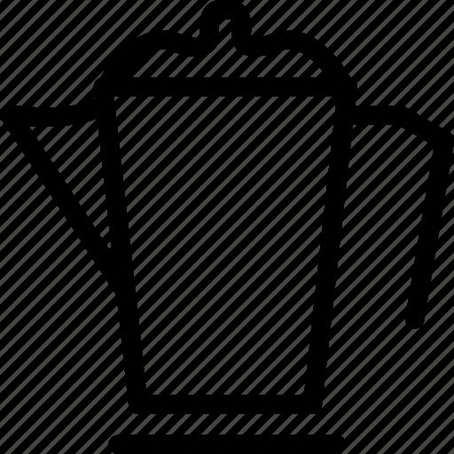jug, kettle, water jug icon