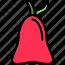 apple, fresh, fruit icon icon