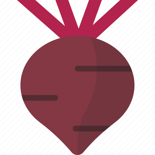 beet, vegetable icon
