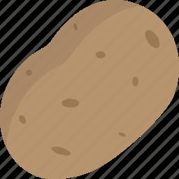 potato, vegetable icon