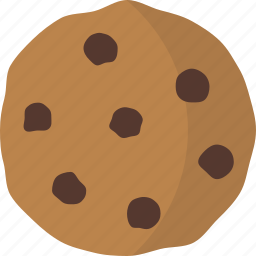 biscuit, cookie icon