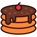 cake, dinner, drink, food, lunch, meal icon
