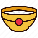 dinner, drink, food, lunch, meal, soup icon