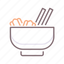 cabbage, kimchi, food, korea icon