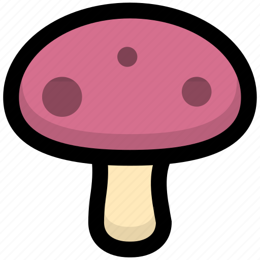cooking, dawdle, food, fungus, mushroom, pestle, restaurant icon