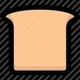 bread, food, shive icon