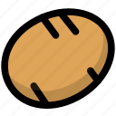 cooking, food, foods, potato icon