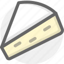 bread, cake, cheese, cooking, food icon