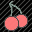 food, fruit, fruits icon