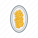 bowl, eat, food, lunch, meal icon