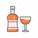 alcohol, beer, drink, glass, wine icon