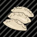 dim, dish, dumpling, sum icon