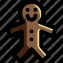 bakery, biscuit, cookie, dessert, gingerbread, snack, sweets