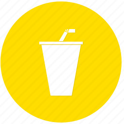 coffee, cup, drink, food, glass, water icon