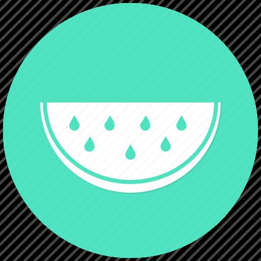 food, fruit, slide, watermelon icon