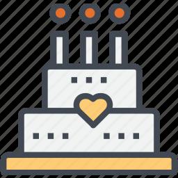 beverage, cake, dessert, restaurant, service icon