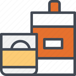 beverage, drink, restaurant, service, whiskey icon
